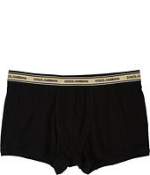Dolce & Gabbana - Golden Vintage Wasitband Boxer Brief