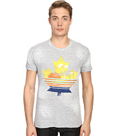 DSQUARED2 - Chic Dan Fit Leaf Tee