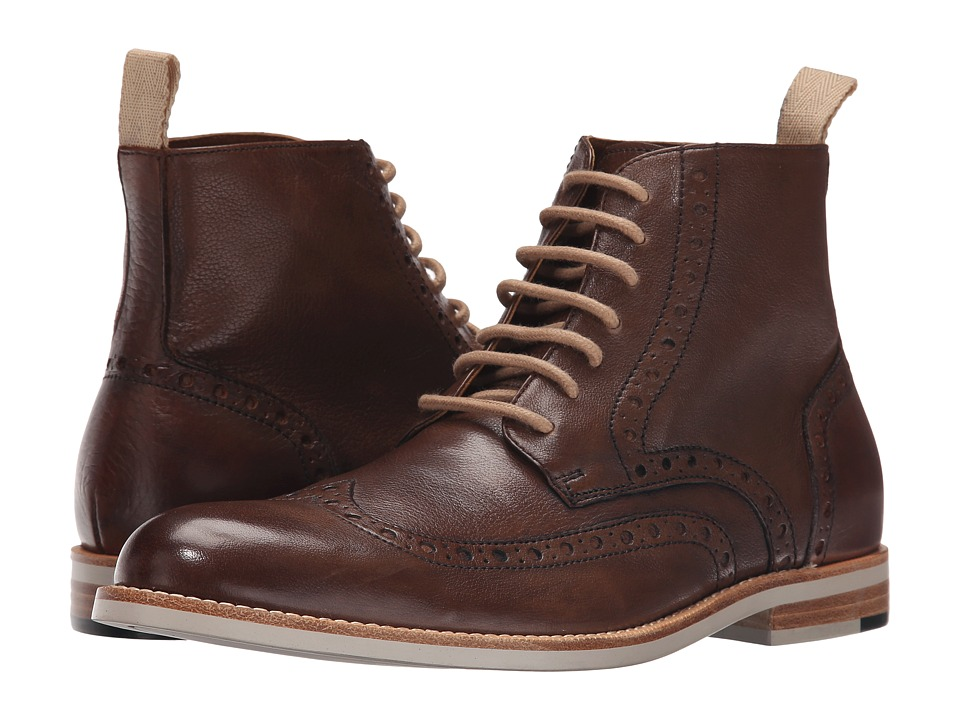 Gordon Rush Patterson Oak/Dark Brown Mens Lace up Boots