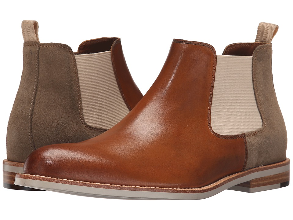 Gordon Rush Berkley Tan/Sand Mens Dress Pull on Boots