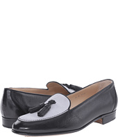 Gravati - Mou Calf and Velukid Suede Tassle Loafer