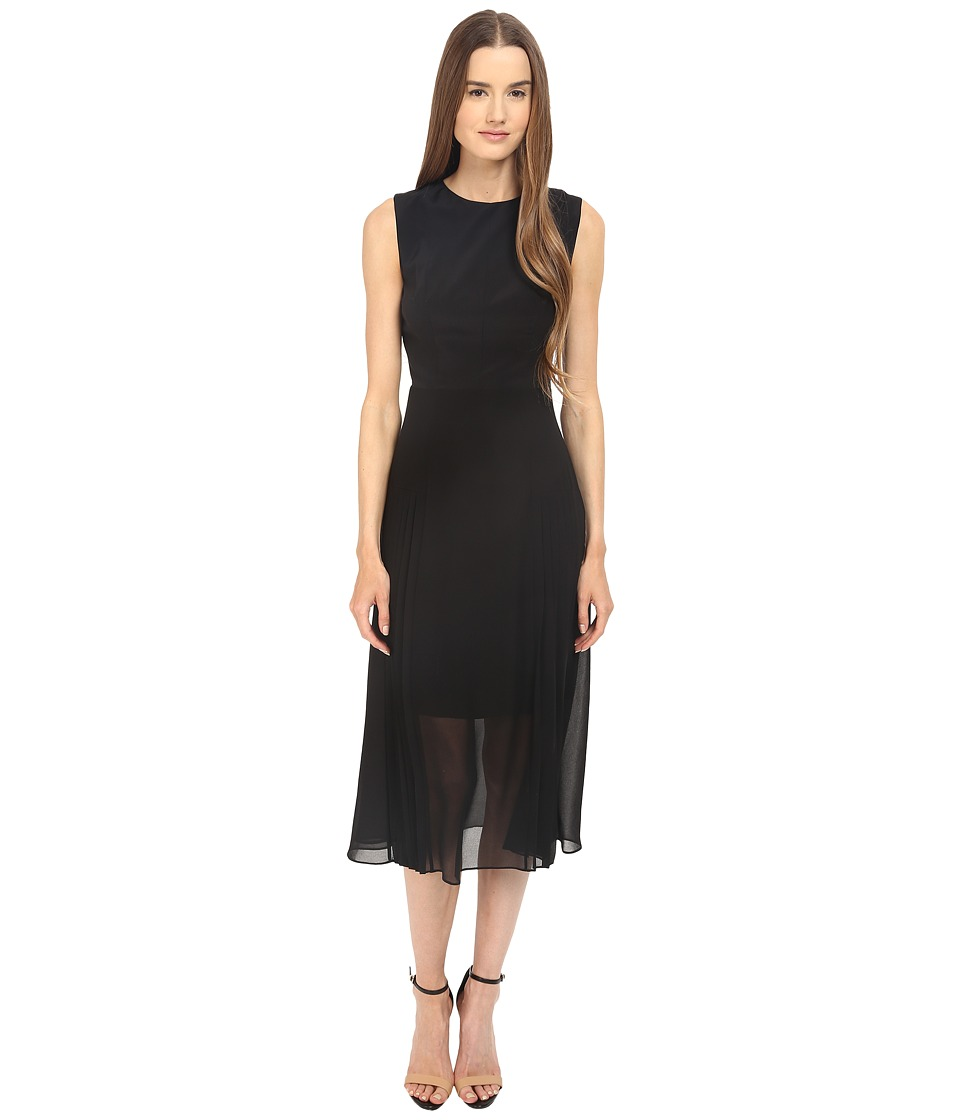 Paul Smith Black Label Dress with Lace Back Detail Black Womens Dress