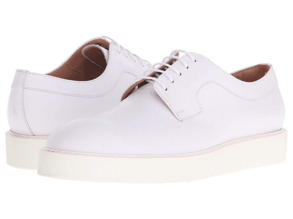 Paul Smith Afton Etrusco White Womens Lace up casual Shoes