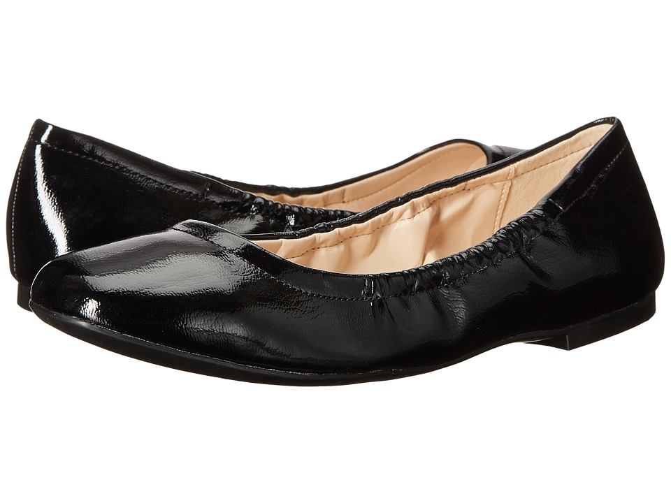 Nine West - Girlsnite (Black2 Synthetic) Womens Flat Shoes