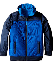 The North Face Kids - Reversible Quilted Surgent Hoodie (Little Kids/Big Kids)