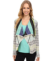 NIC+ZOE - Petite Shaded Waves Reversible Cardigan