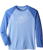 The North Face Kids - Mak Long Sleeve Baseball Tee (Little Kids/Big Kids)