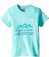The North Face Kids - Short Sleeve Graphic Tee (Little Kids/Big Kids)