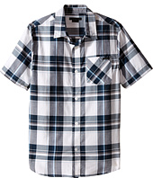 O'Neill Kids - Brigade Short Sleeve Shirt (Big Kids)