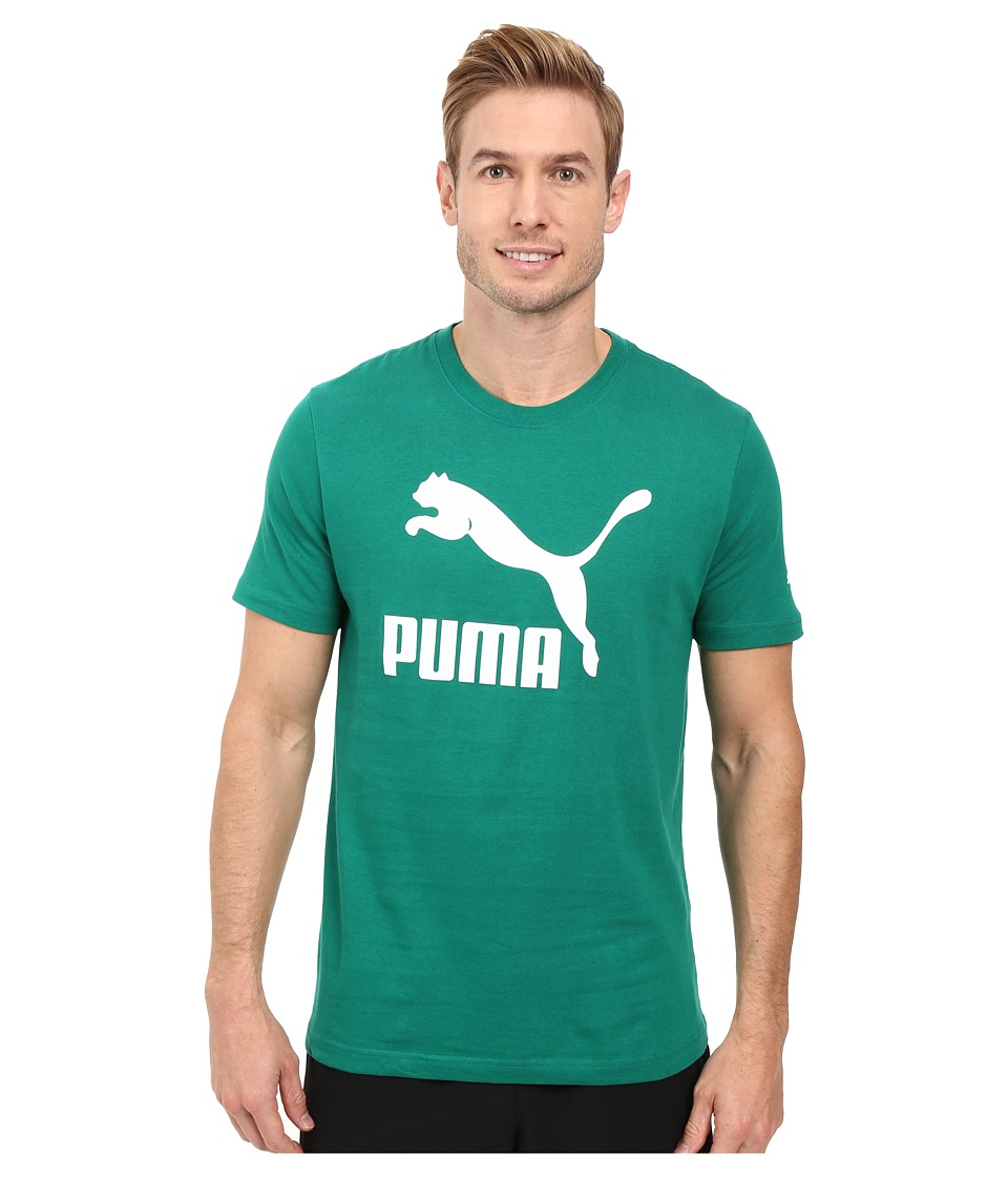 PUMA - Archive Life Tee (Ultramarine Green/White) Men