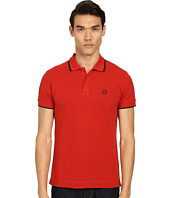 McQ - Overdyed Polo