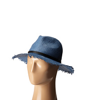 BCBGMAXAZRIA - Frayed Panama Hat