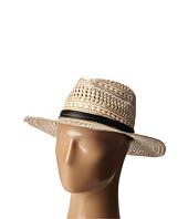 BCBGMAXAZRIA - Geo Woven Panama Hat