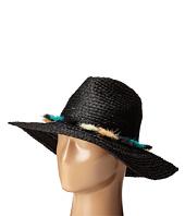 BCBGMAXAZRIA - Tassel Panama Hat