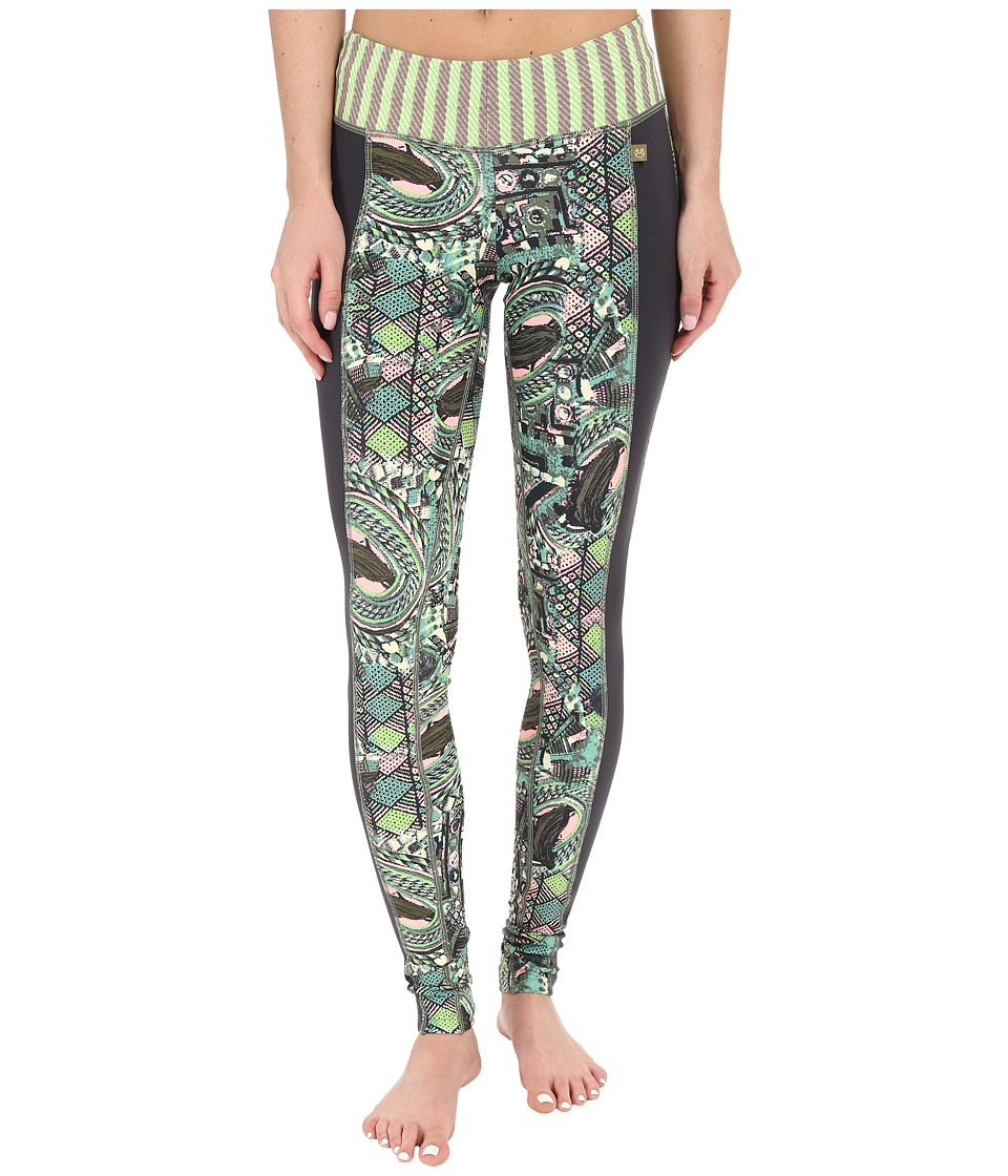 Maaji Oregon Forest Active Pants Multicolor Womens Casual Pants