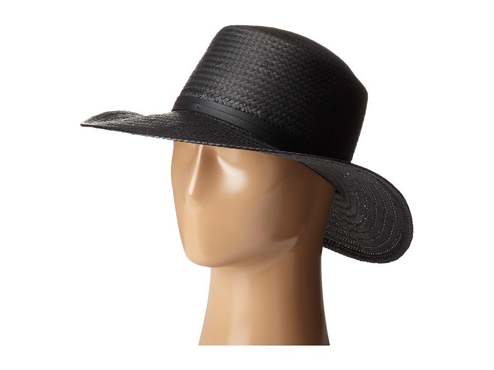BCBGeneration Spring Gaucho Hat Black Caps