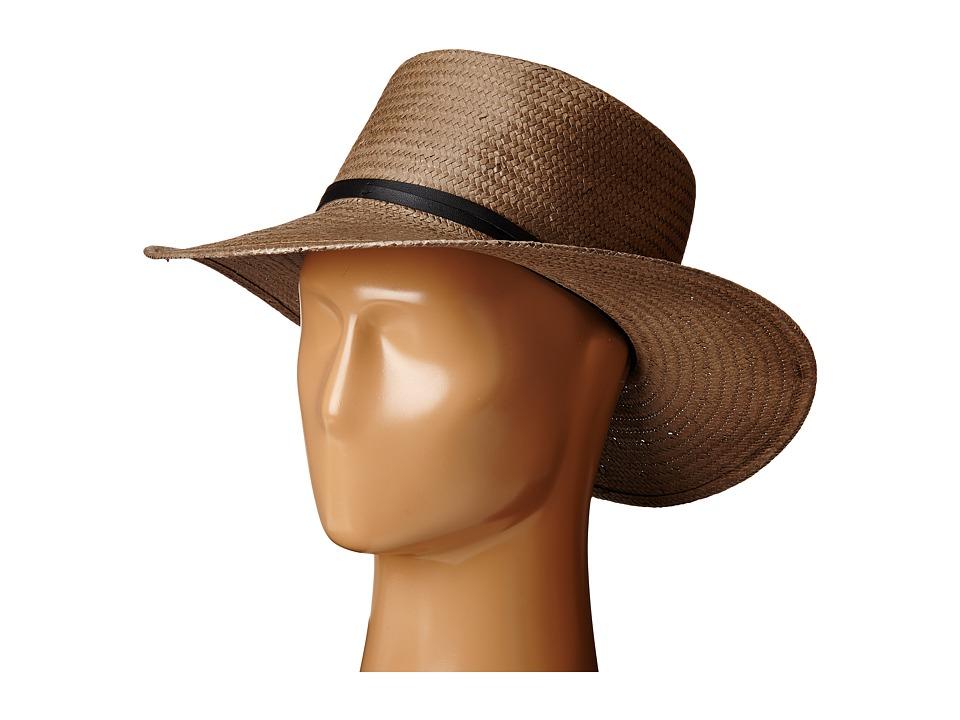 BCBGeneration Spring Gaucho Hat Taupe Caps