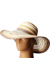 BCBGeneration - Sheerly Striped Floppy Hat