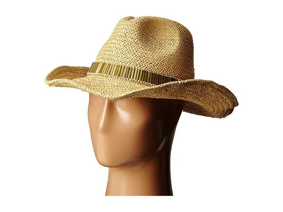 BCBGeneration The Western Hat Wheat Caps