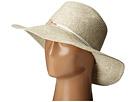 BCBGeneration Crystal Floppy Hat (White)