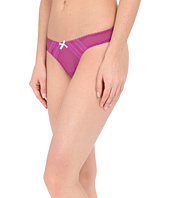 Betsey Johnson - Mesh Thong J2976
