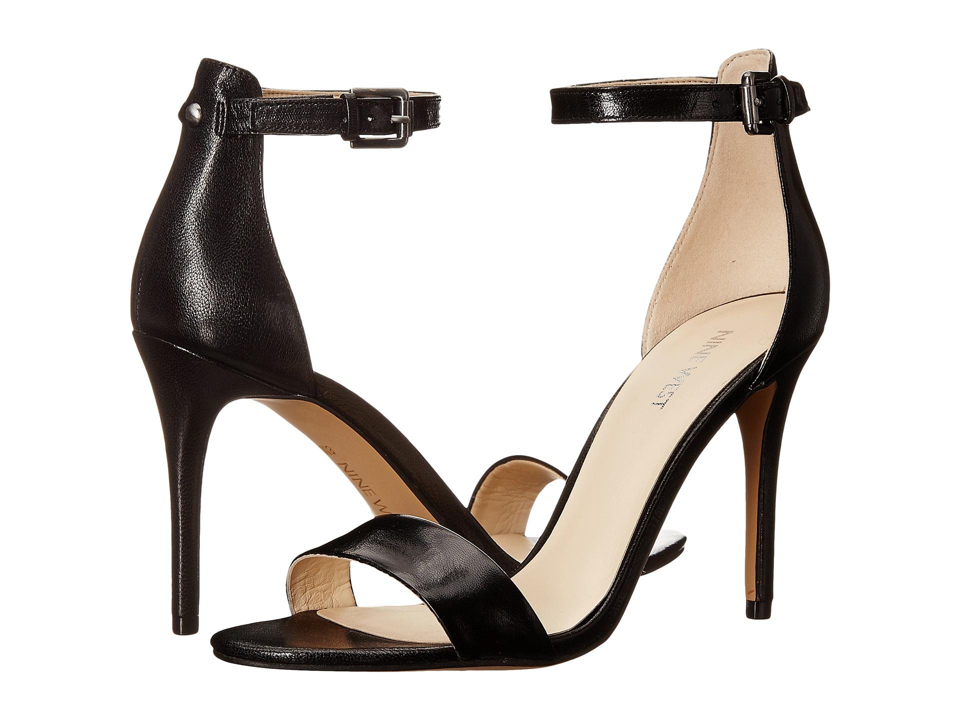 Black sandals nine west - Black Sandals Nine West 29