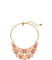 Kate Spade New York - Smell The Roses Bib Necklace