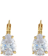 Kate Spade New York - Draped Jewels Tear Drop Leverbacks Earrings