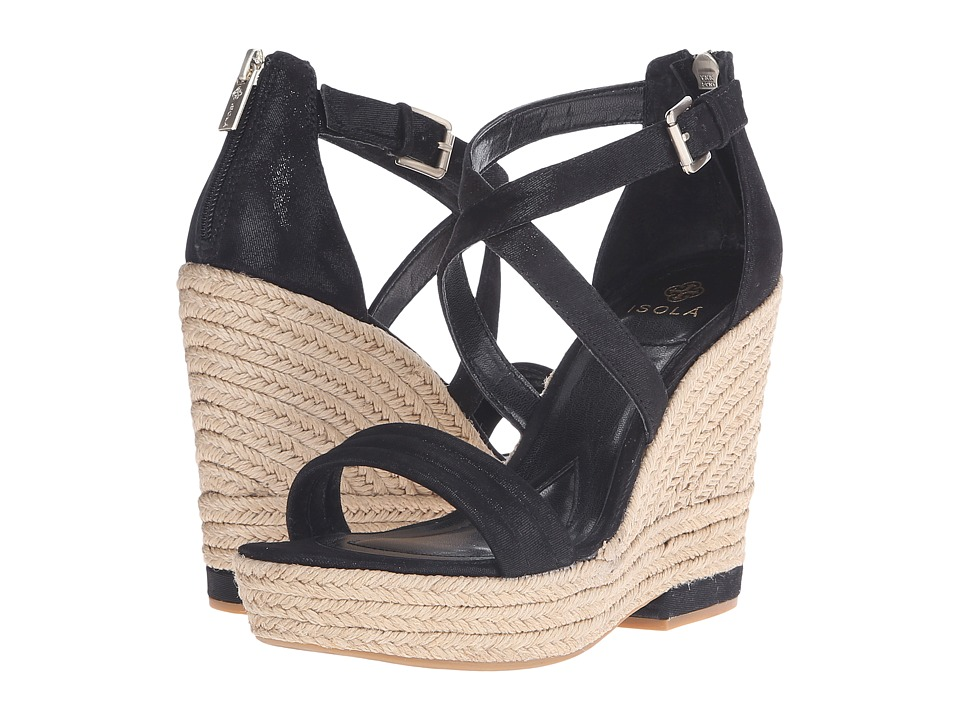 Isola Yalena Black High Heels