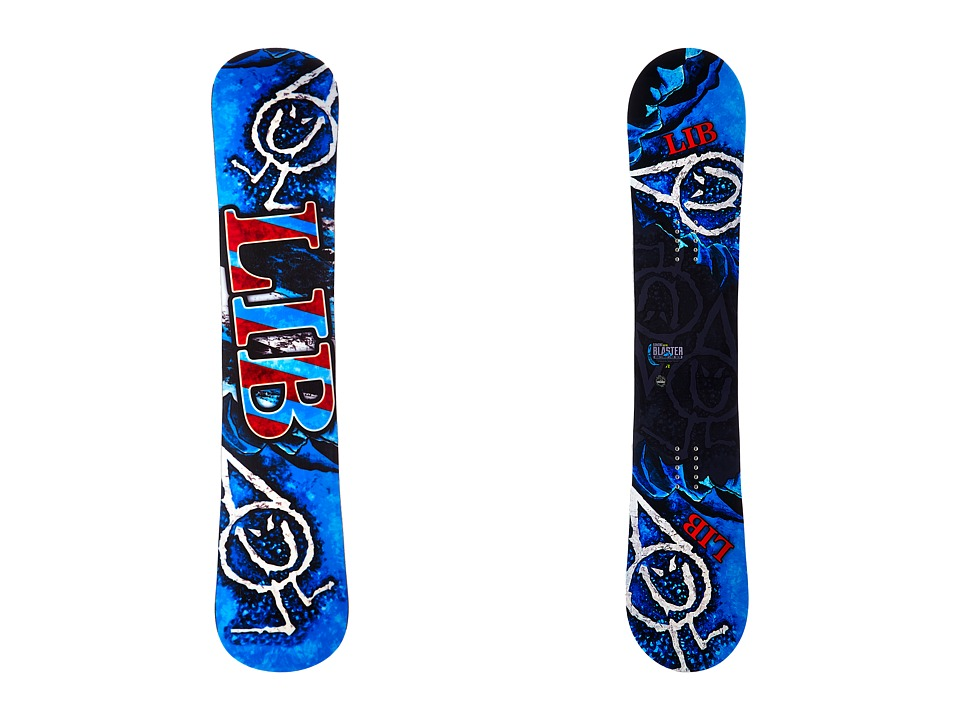 Lib Tech Banana Blaster 130 BTX 2015 Multi Snowboards Sports Equipment