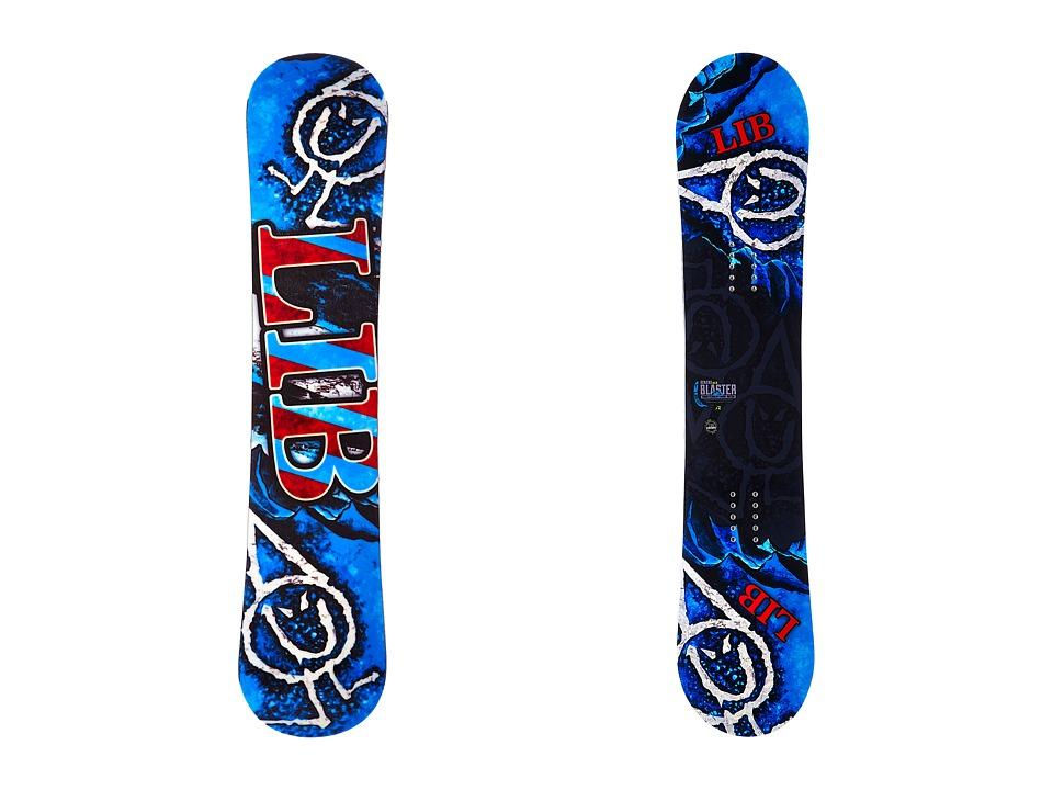 Lib Tech Banana Blaster 120 BTX 2015 Multi Snowboards Sports Equipment