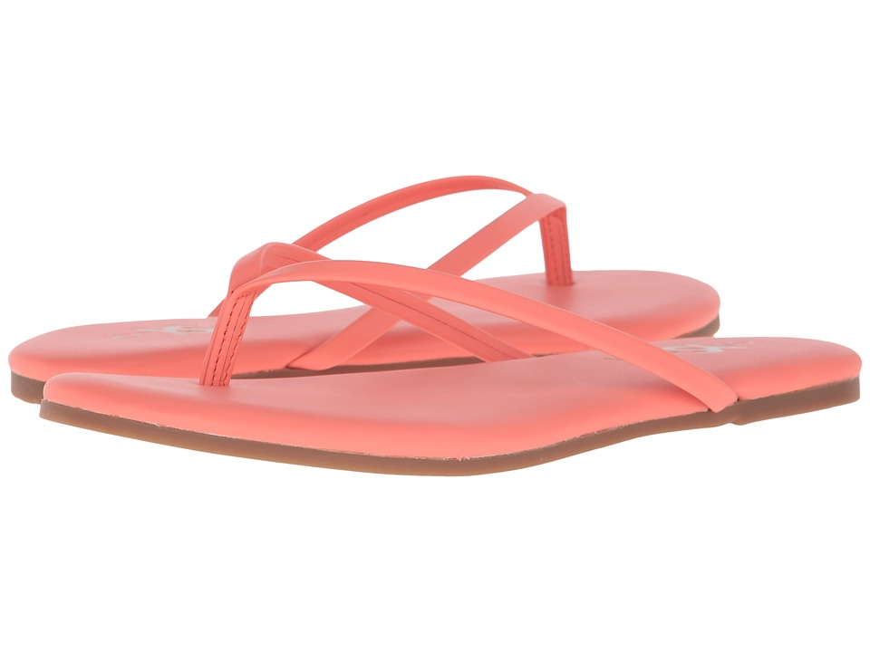 Yosi Samra - Roee (Coral Rose) Womens Flat Shoes