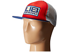 Lib Tech Full Service Trucker Hat (Red)