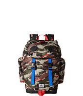Steve Madden - Nylon Cargo Backpack w/ Contrast Web