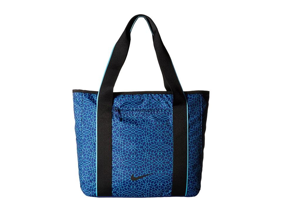 Nike - Legend Track Tote (Deep Royal Blue/Omega Blue/Black) Tote Handbags