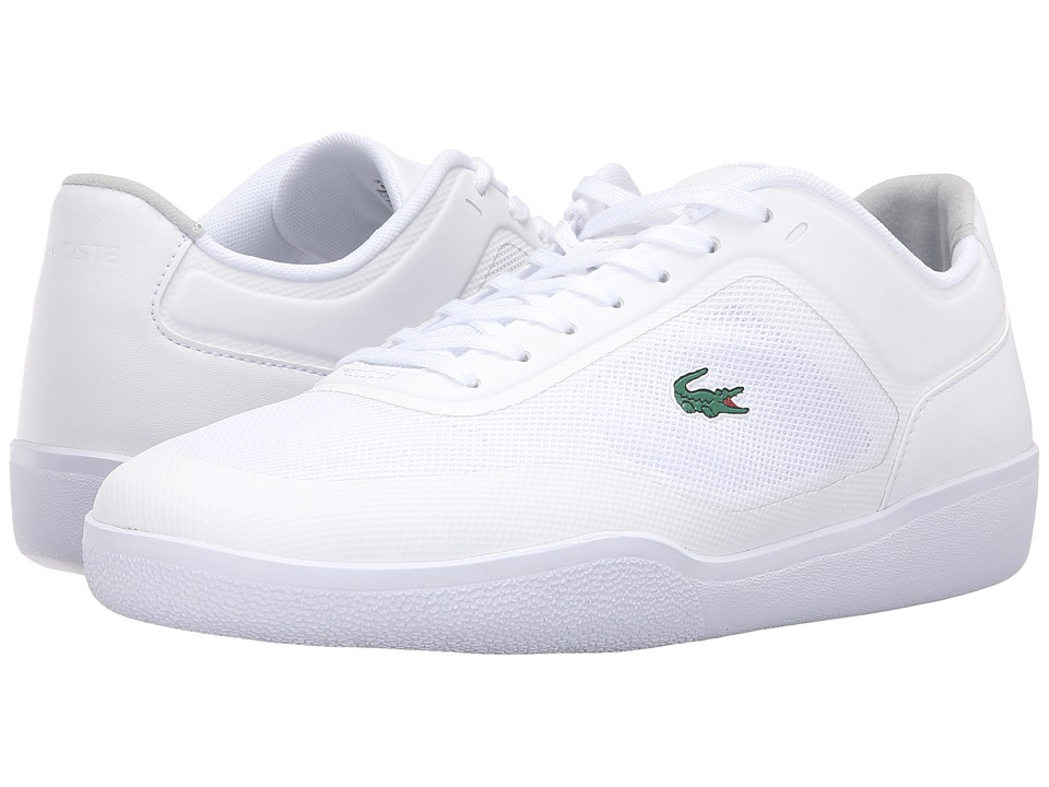 Lacoste - Tramline 116 1 (White) Men