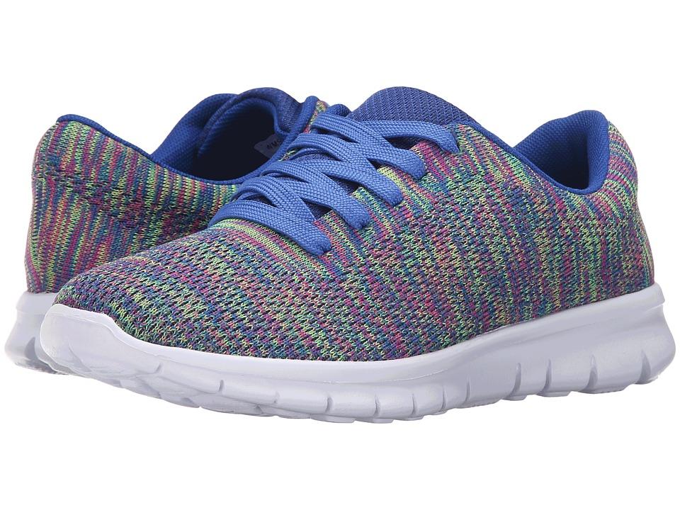 Flojos Peacock Rainbow Womens Sandals