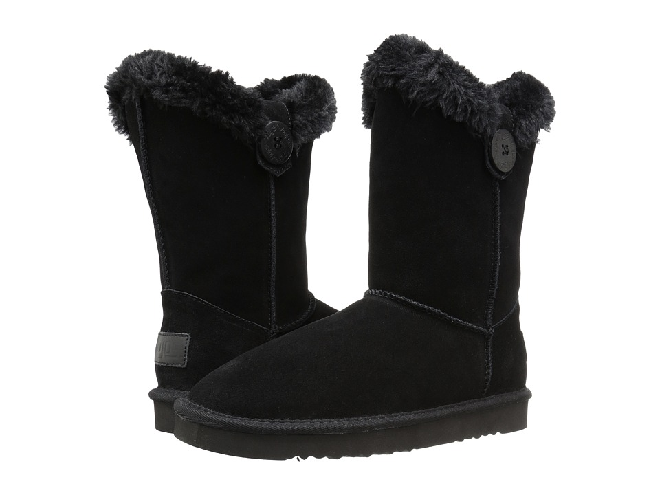 Flojos - Storm (Black) Women's Sandals