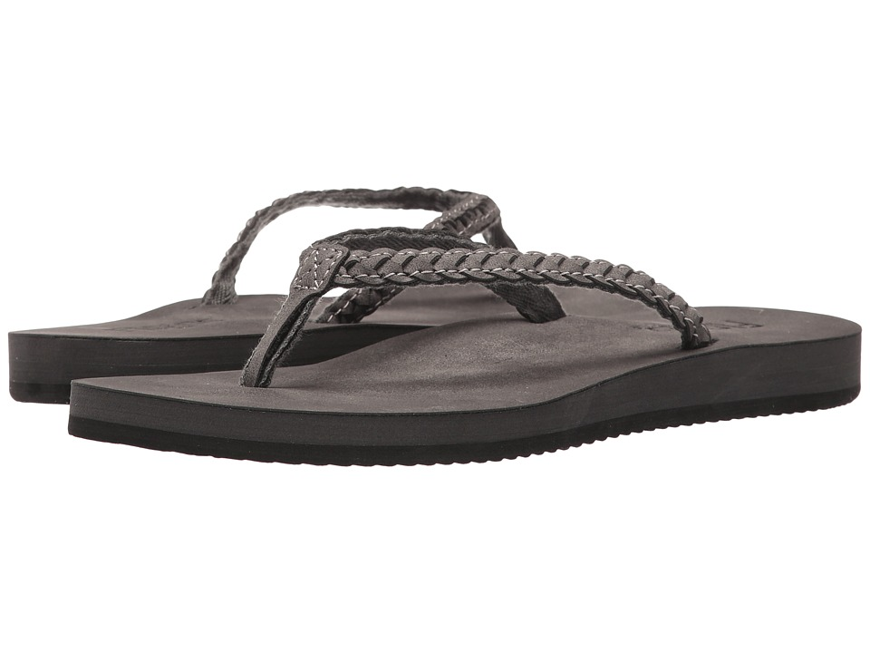 Flojos - Sky (Charcoal) Women's Sandals