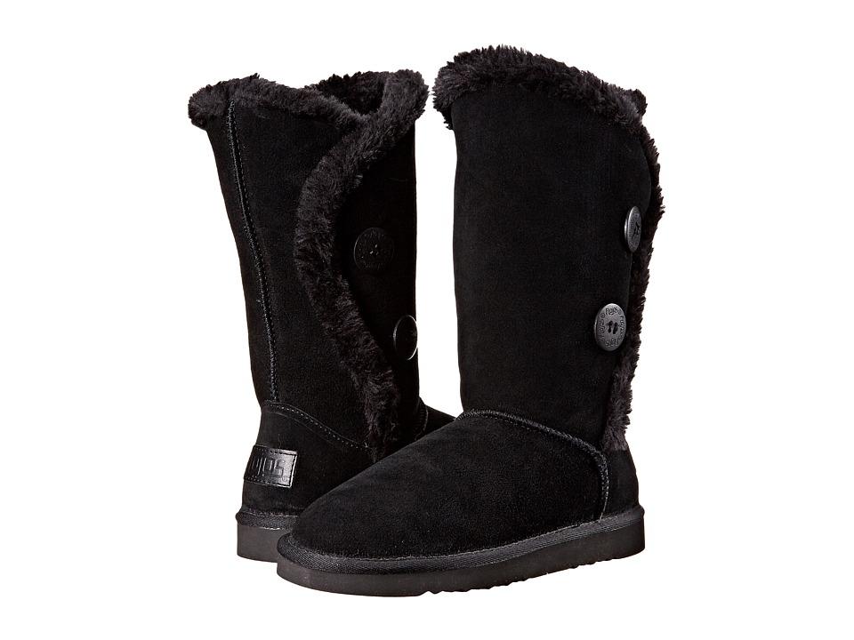 Flojos Cember (Black) Sandals