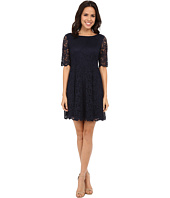 Jessica Simpson - Lace Dress 3/4 Sleeve