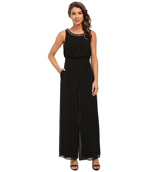 Jessica Simpson Jumpsuit with Necklace