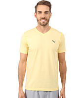 PUMA - Essential Short Sleeve V-Neck
