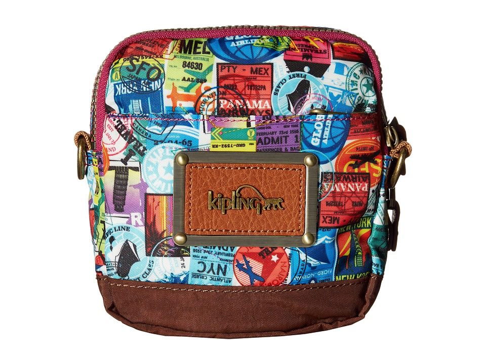 Kipling See The Sights Crossbody by David Bromstad Hello Adventure Cross Body Handbags