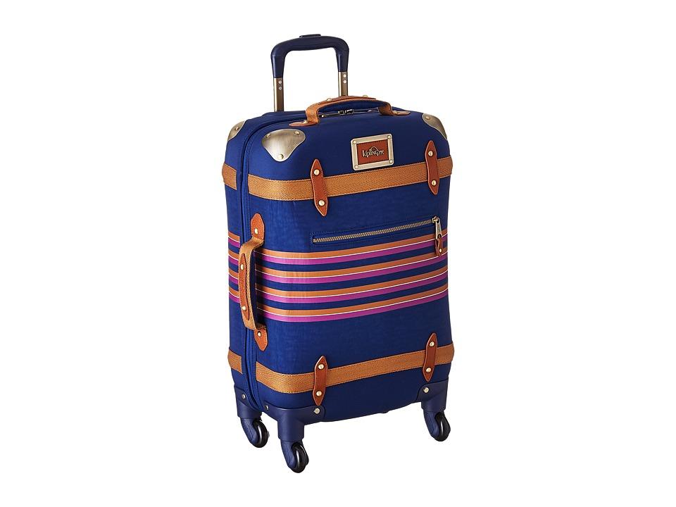 Kipling - Around The World Small Wheeled Luggage by David Bromstad (Abit Vintage) Luggage