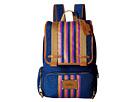 Kipling Globe Trekker Backpack by David Bromstad (Abit Vintage)
