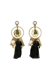 Oscar de la Renta - Tassel Charm P Earrings