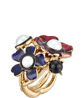 Oscar de la Renta - Flower Pearl Ring