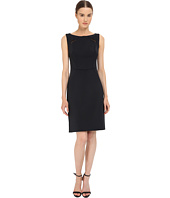 Zac Posen - Bonded Crepe Sleeveless Dress