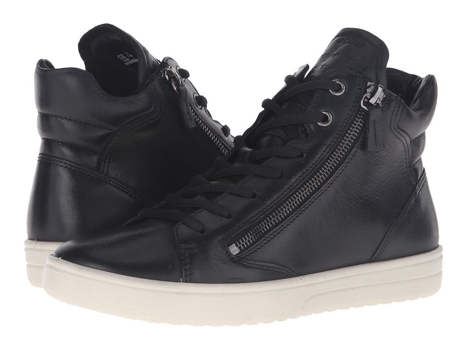 ECCO - Fara Sneaker (Black) Women